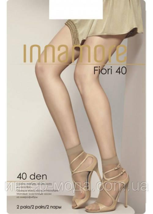 Носки женские Fiori 40 nero