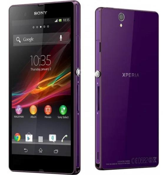 Sony Xperia Z/L36H/C6603