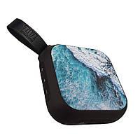 Портативная блютуз колонка Bluetooth ZIZ Океан, фото 1