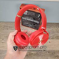 Беспроводные bluetooth наушники JBL EVEREST 950BT накладные wireless для телефона компьютера пк блютуз красные