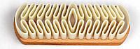 Щетка для нубука резиновая Coccine 125мм, фото 1