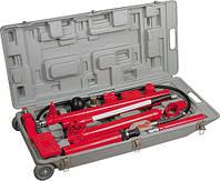 80-412 Розтяжка гідравлічна в ящику на колесах  10т  MIOL