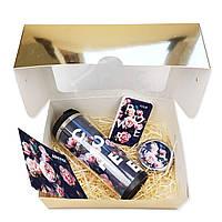 Подарочный набор бокс ZIZ Розы