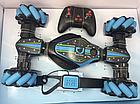 Трюкова машинка-всюдихід перевертиш на радіокеруванні жестами від руки і пультом ДУ Stunt Car CV 8818-83 A, фото 7