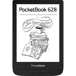 Електронна книга PocketBook 628 Touch Lux 5 Black Ink (PB628-P-CIS)