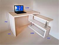 Стол компьютерный рабочий СКТ-1