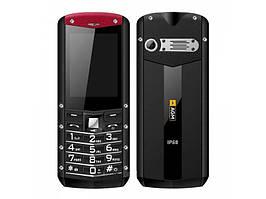 Захищений протиударний телефон AGM M2 silver