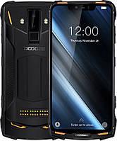 Защищенный телефон  Doogee S90 orange противоударный водонепроницаемый смартфон