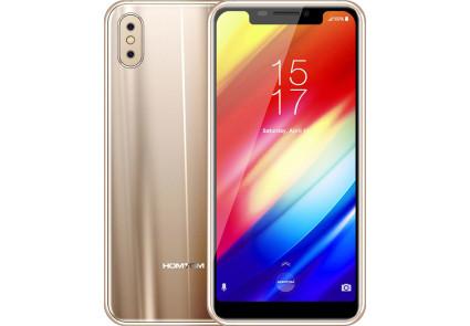 Смартфон Homtom H10 gold