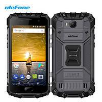 Защищенный телефон UleFone Armor 2 black противоударный влагостойкий смартфон