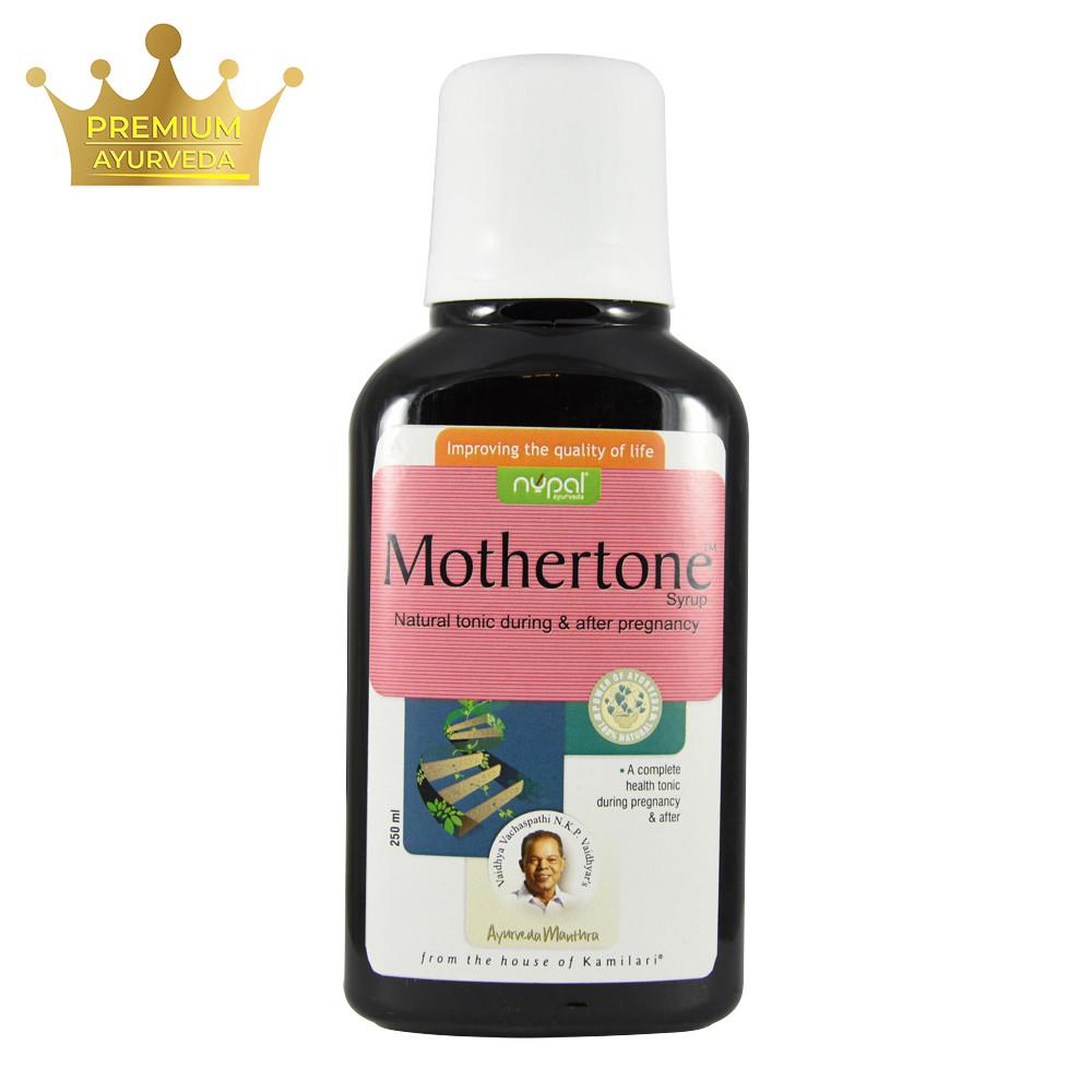 Мазетон (Mothertone Syrup, Nupal) - натуральный тоник для беременных и кормящих мам, 250 мл