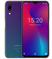 Смартфон Umidigi One twilight