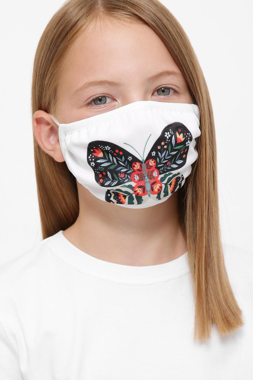 Защитная тканевая маска детская