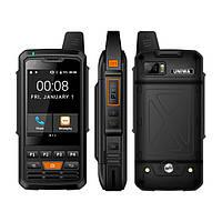 Захищений протиударний кнопковий телефон Uniwa ALPS F50 black