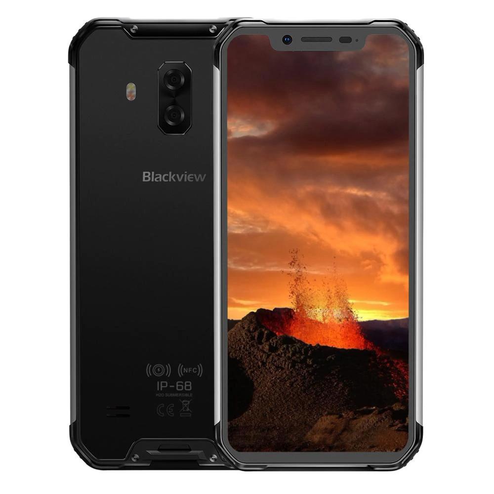 Защищенный телефон  Blackview BV9600E silver противоударный водонепроницаемый смартфон
