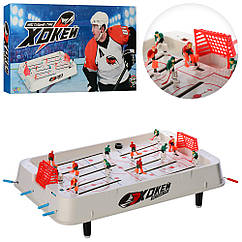 Хоккей 0701 на штангах