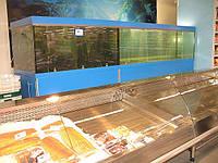 Торговый аквариум Акватика для продажи живой промысловой рыбы