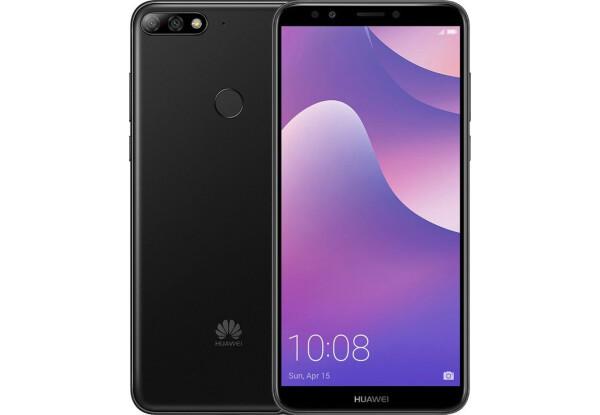 Смартфон Huawei Y7 Prime 2018 3/32Gb black