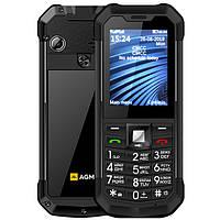 Захищений протиударний телефон AGM M3 black