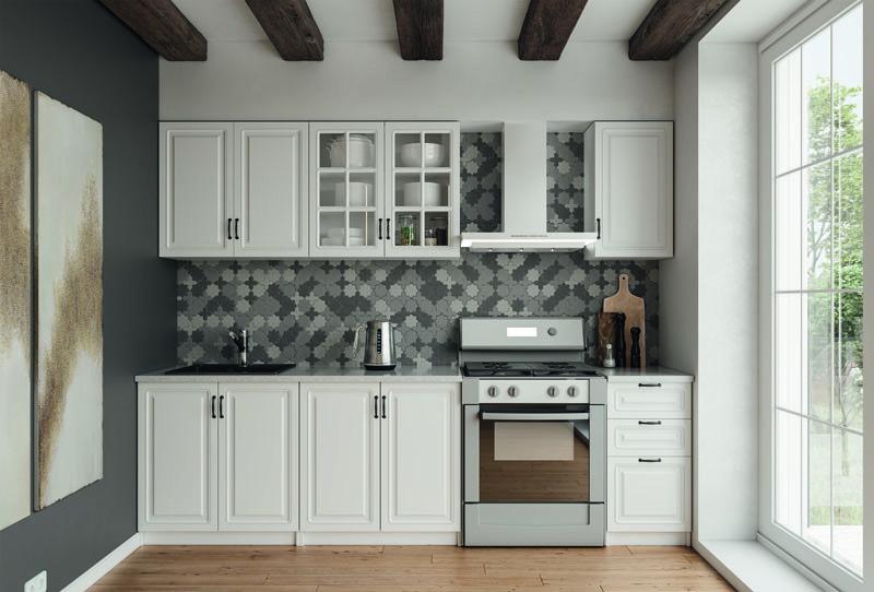 """Модульна Кухня, кухонний гарнітур """"Париж"""" 2 метри"""