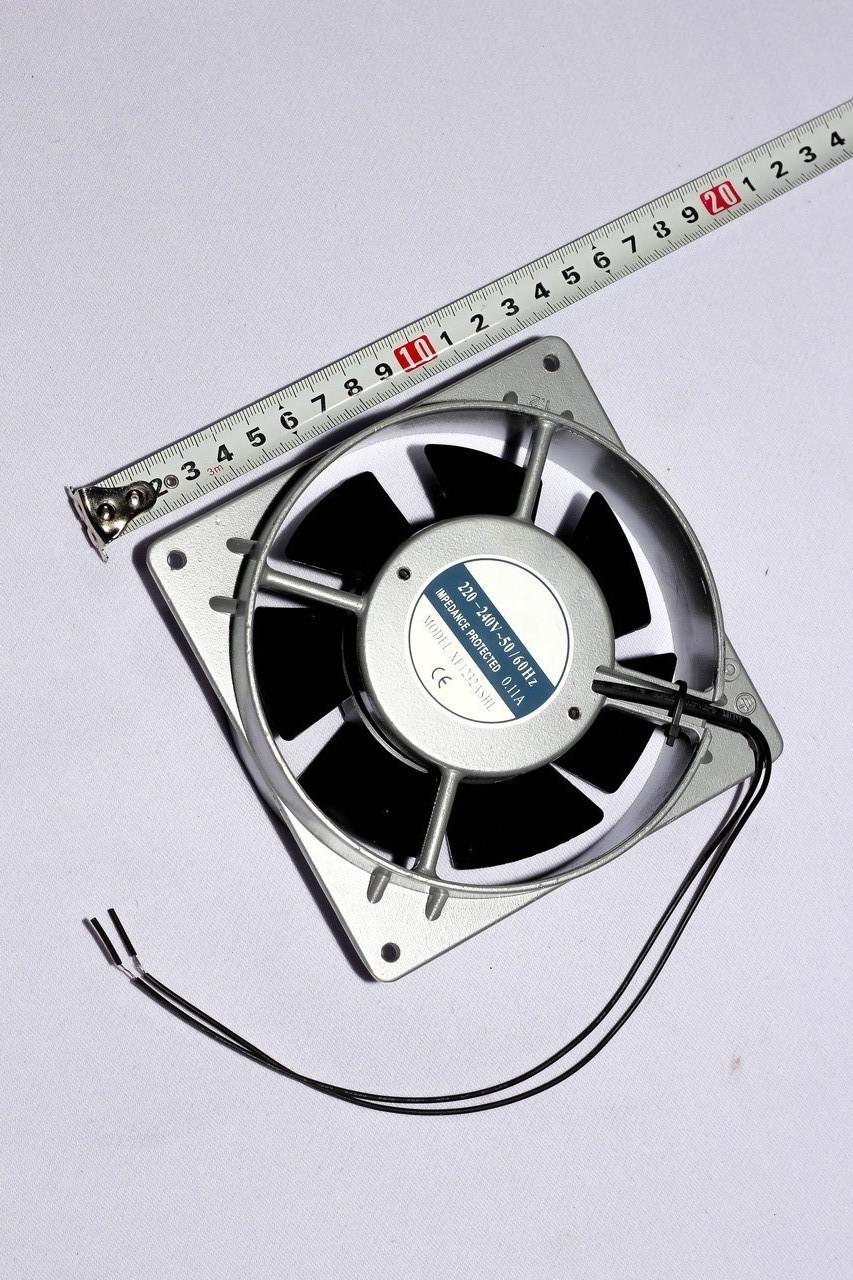 Вентилятор осевой (Универсальный)