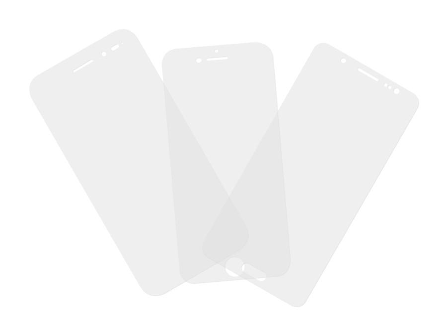 Защитное стекло ZTE Nubia V18 black