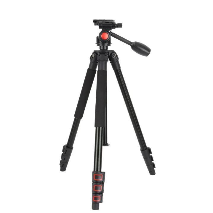 Штатив Q600 фирмы QZSD для фотоаппаратов и видеокамер - Q-600