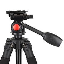 Штатив Q600 фирмы QZSD для фотоаппаратов и видеокамер - Q-600, фото 3