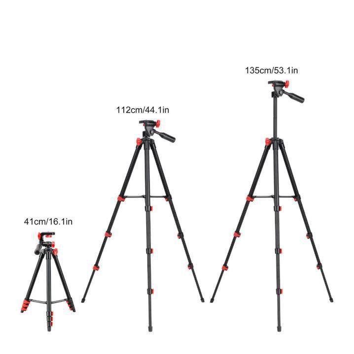 Штатив T70 фирмы Zomei для телефонов, камер и фотоаппаратов