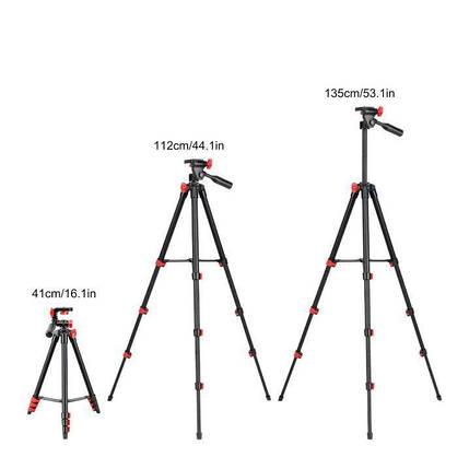 Штатив T70 фирмы Zomei для телефонов, камер и фотоаппаратов, фото 2