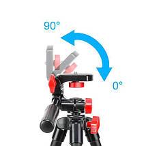 Штатив T70 фирмы Zomei для телефонов, камер и фотоаппаратов, фото 3