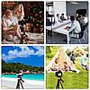 Штатив T70 фирмы Zomei для телефонов, камер и фотоаппаратов, фото 4