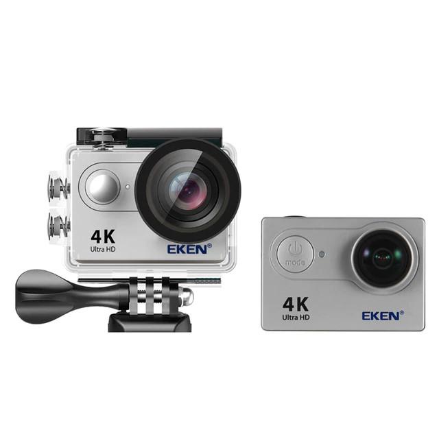 Экшн камера EKEN H9 4K silver