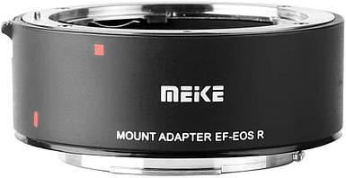 Адаптер-переходник - автофокусный Meike MK-EFTR-A для камер Canon EOS R - объектив Canon EF-EF-S