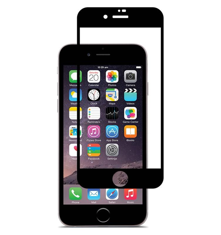 Защитное стекло PowerPlant для Apple iPhone 7 Plus Black Full Screen (GL606047)