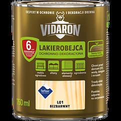 Лакобейц бесцветный (L01), 0.75л Vidaron