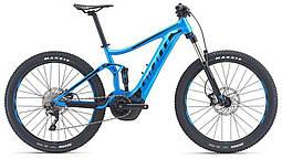 Электровелосипед Giant 2019 Stance E+ 2 Power 25km/h металик синий M (GT)