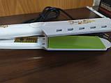 Утюжок выпрямитель Gemei GM-2957, фото 4