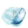 Чехол на ванночку для педикюра 50*70 см, 100 шт/уп, голубой