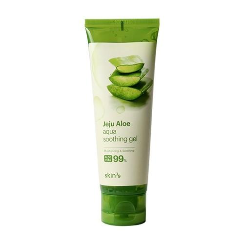 Пінка для вмивання з Алое Skin79 Jeju Aloe Aqua Foam Cleanser 150 ml