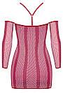 Сексуальное красное платье Obsessive, фото 4