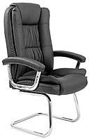 Офисное Конференционное Кресло Richman Калифорния Флай 2230 CF Хром Черное