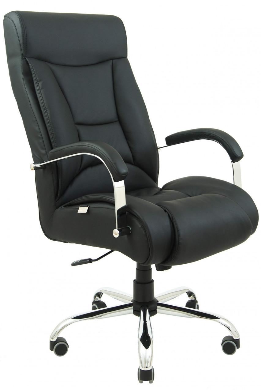 Офисное Кресло Руководителя Magistr Fly 2230 Хром М1 Tilt Черное