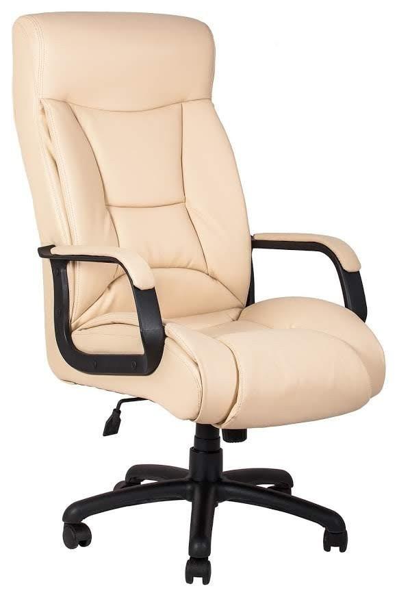 Офисное Кресло Руководителя Magistr Fly 2207 ПлаStick Рич М2 AnyFix Бежевое
