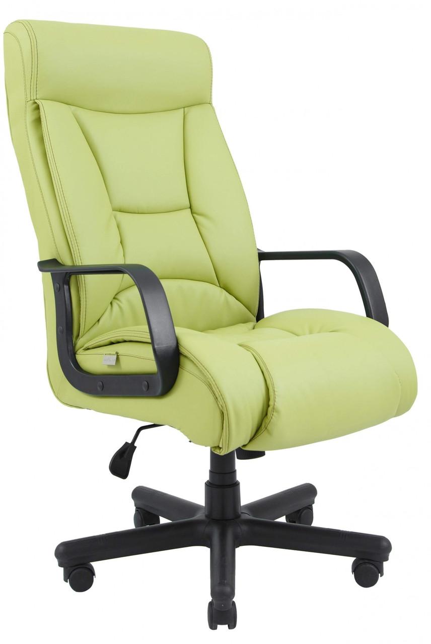 Офисное Кресло Руководителя Richman Магистр Флай 2236 Wood М3 MultiBlock Зеленое