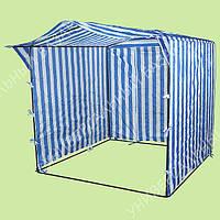 Торговая палатки 1,5х1,5 м