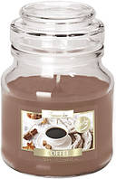 Свеча ароматизированная Bispol кофе 10 см (snd71-89)