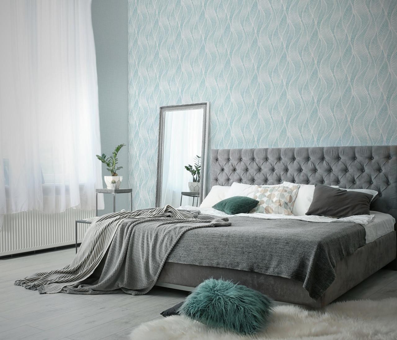 Кровать Richman Кембридж VIP 140 х 200 см Fibril 07 С дополнительной металлической цельносварной рамой Серая