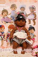 Кукла пупс Флори, мулатка 00661, 21 см, фото 1