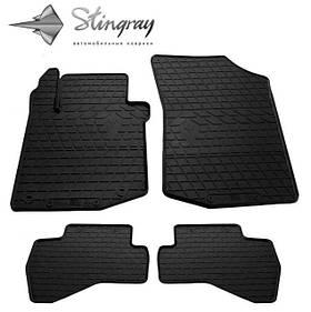 Гумові килимки Пежо 107 Peugeot 107 2005-2014 Stingray